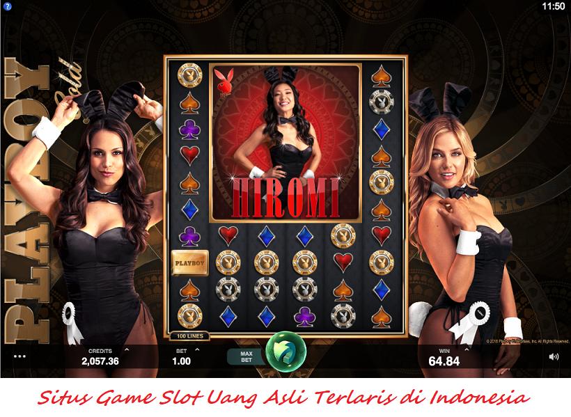 Situs Game Slot Uang Asli Terlaris di Indonesia