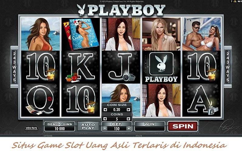 Situs Game Slot Uang Asli Terpopuler di Indonesia