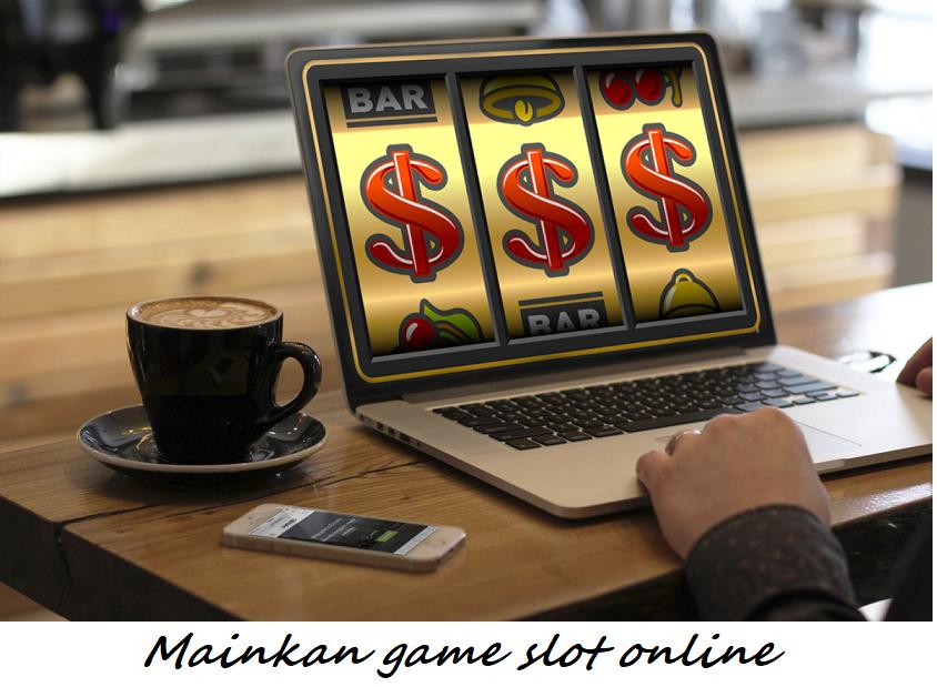 Mainkan game slot online